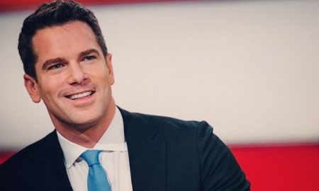 Thomas Roberts is an openly gay news anchor.