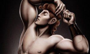 Hercules by David Kawena