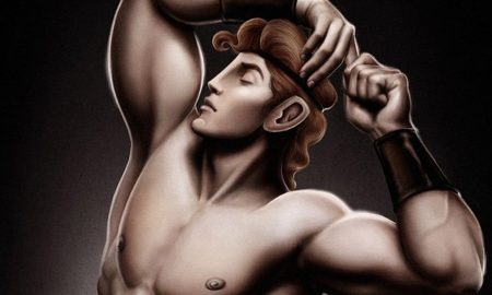 Hercules by David Kawena