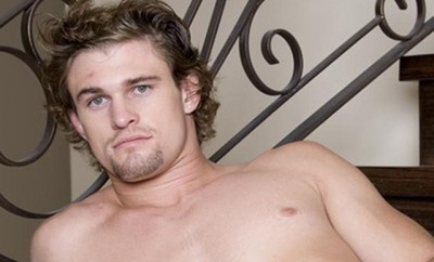 MMA fighter Daron Cruickshank poses for revealing photo shoot.