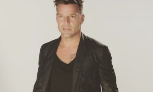 This is a photo of Ricky Martin.