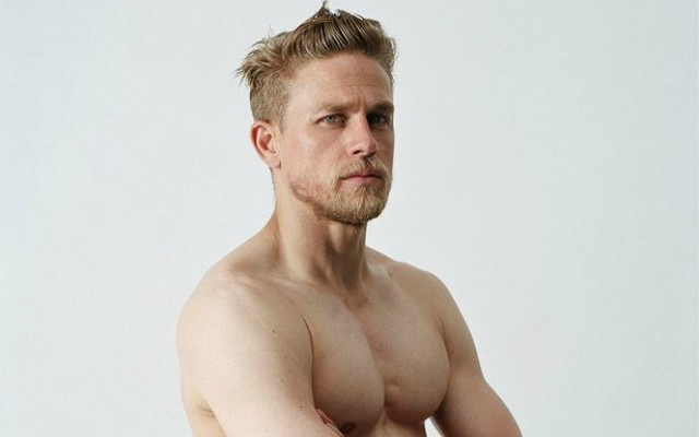 A photo of Charlie Hunnam.
