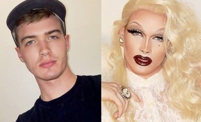 7 Drag Queens Who Are Really Hot Out of Drag