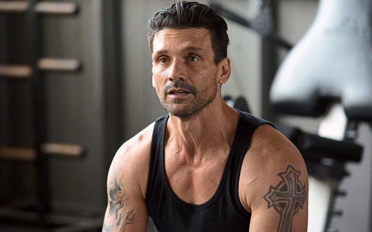 Nick Jonas' 'Kingdom' Co-Star Frank Grillo Shows It All
