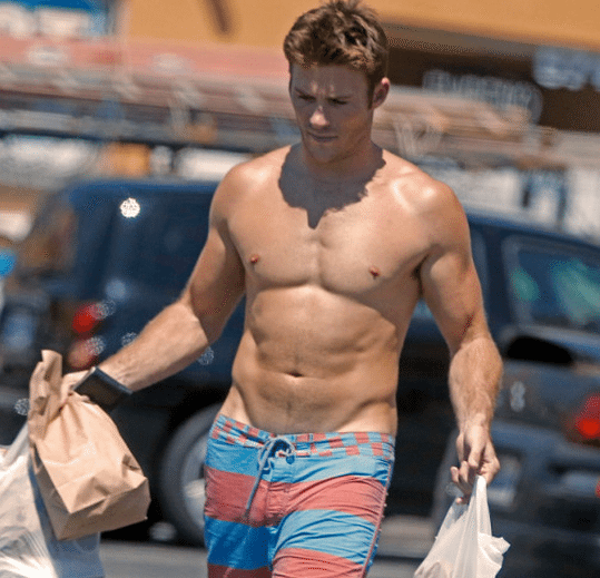 This is a photo of Scott Eastwood.