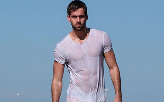 11 photos of Israeli model Yotam Shwartz.