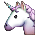 Unicorn Emoji