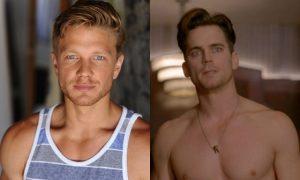 Nathan Peterson Has a Man Crush on Matt Bomer