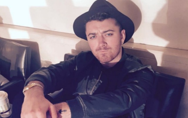 Sam Smith Wants to Be a Leader in the Gay Community