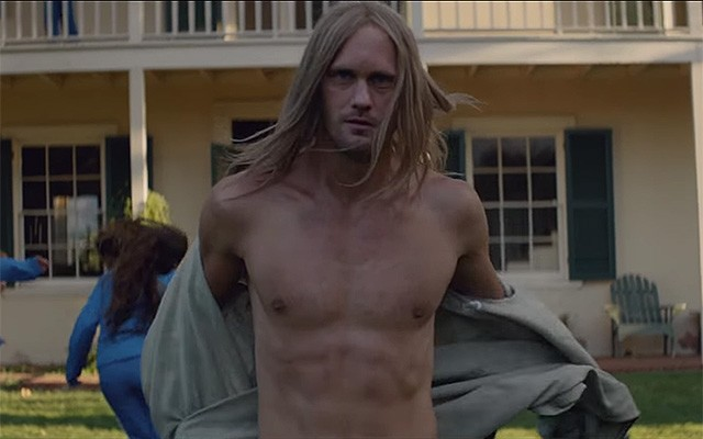 A photo of Alexander Skarsgård.