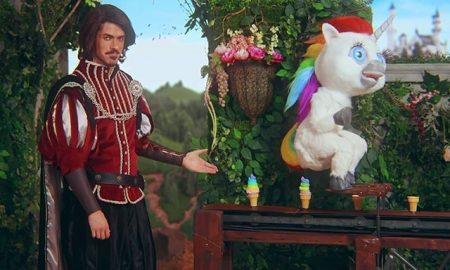 Squatty Potty Magical Unicorn Poops Rainbow Ice Cream