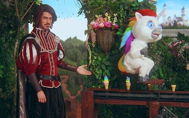 Squatty Potty Magical Unicorn Poops Rainbow Ice Cream