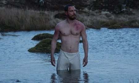 Michael Fassbender Makes Us Wet for Macbeth