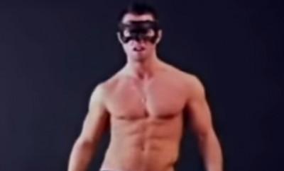 Masked Go-Go Dancer Bombs On YouTube