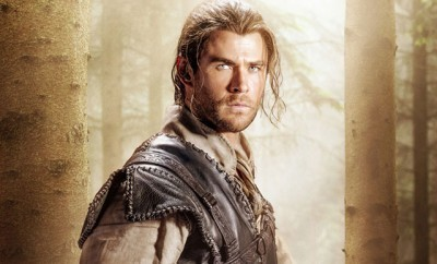 Chris Hemsworth in 'The Huntsman: Winter's War'.