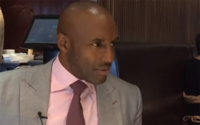 John Fashanu: 'I Paid My Brother to Stay in the Closet'
