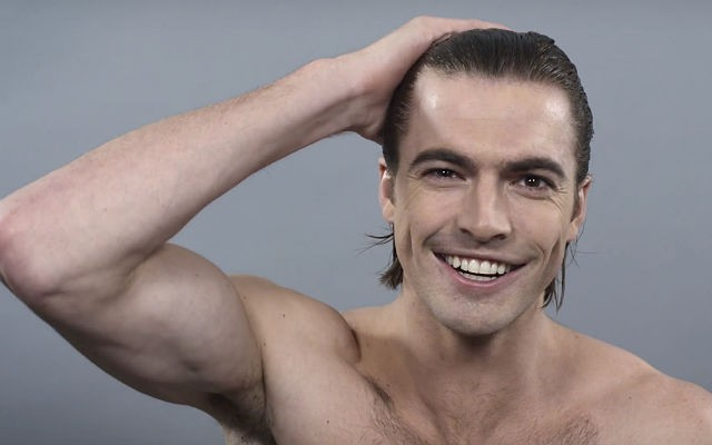 Watch 100 Years Of Men S Hairstyles In Under Two Minutes Allure