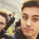 Tom Daley proposed to Dustin Lance Black