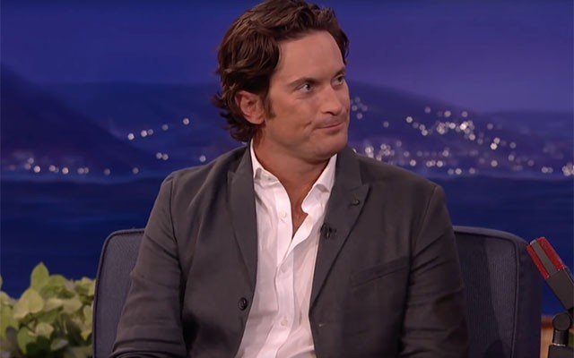 This is a photo of Oliver Hudson.