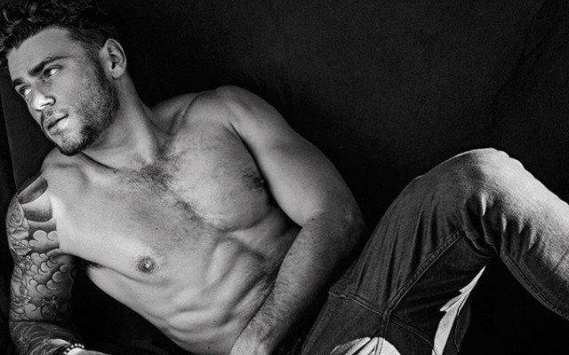 This is a photo of Gus Kenworthy.