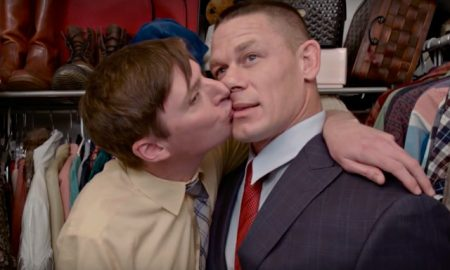 John Cena joins Mike O'Brien for 7 Minutes in Heaven.