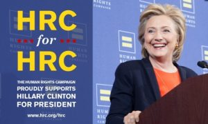 HRC endorses Hillary Clinton for president