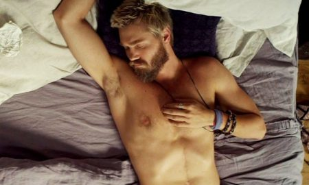 This is a photo of Chad Michael Murray from the film 'Other People's Children.'
