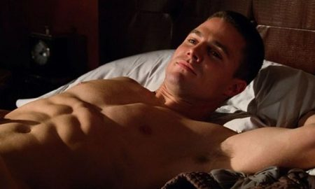 This is a photo of Stephen Amell.