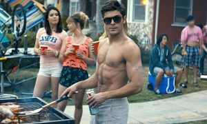 This is a screengrab of Zac Efron from the film 'Neighbors.'