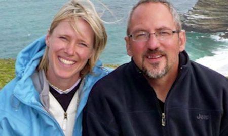 Gay pastor stays married to wife