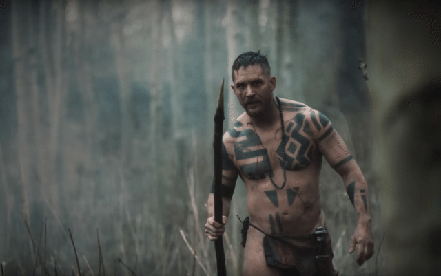 Tom Hardy stars in Taboo on FX