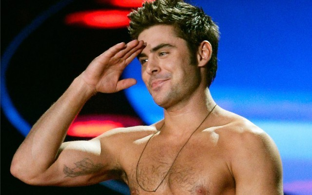This is a photo of Zac Efron.