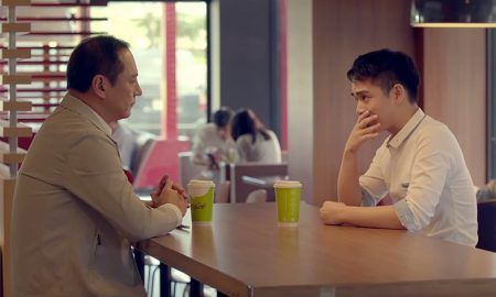 McDonald's Ad features coming-out story