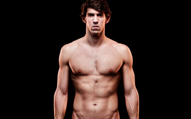 Michael Phelps reveals intense training regime in Under Armour video.