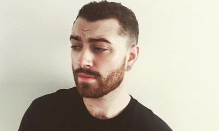 This is a portrait of Sam Smith.
