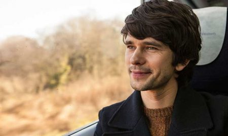 This is a photo of Ben Whishaw.