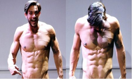 Actor Joaquín Ferreira Goes Hard On and Off Stage