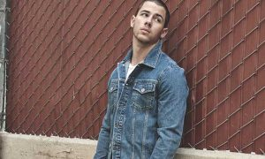 Nick Jonas for Topman.