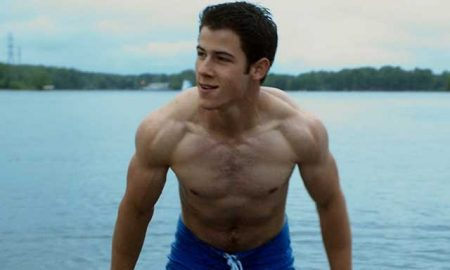 Nick Jonas in 'Careful What You Wish For'