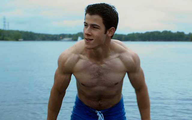 Nick Jonas in 'Careful What You Wish For'