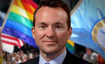 This is a photo of Eric Fanning.