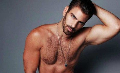 This is a photo of male model Nyle DiMarco.