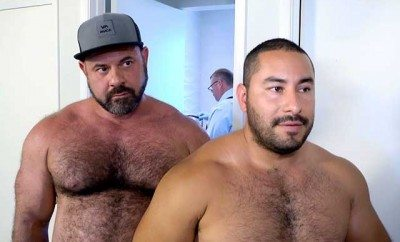 "This is a screenshot from the web series ""Where the Bears Are."""