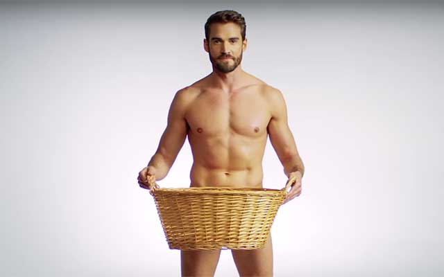 Watch This Stud Model Undies From Every Decade