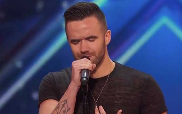 Singer Brian Justin Crum Slays Queen Performance