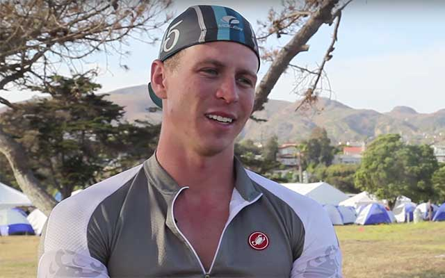 Meth addict completes HIV AIDS/Lifecycle