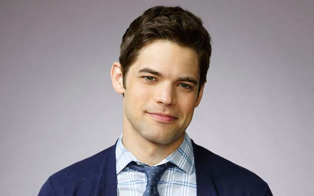 Jeremy Jordan on 'Supergirl.'