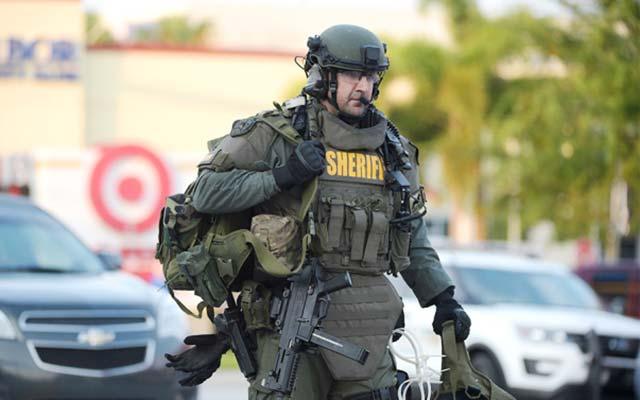 LA Pride gun threat.
