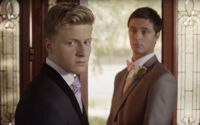 Gay Teen Comes Out on Prom Night in Hallmark Short