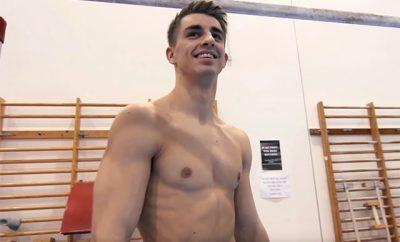 Watch U.K. Gymnast Max Whitlock Dominate the Pommel Horse